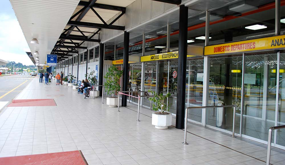 Corfu Airport - Car Hire Corfu Airport
