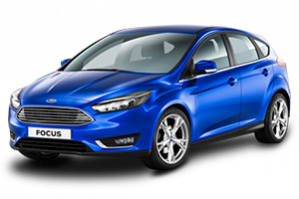 Ford Focus - Car Hire Corfu Airport