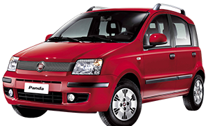 Fiat Panda - Car Hire Corfu Airport