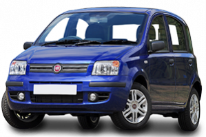 Fiat Panda - Car Hire Corfu Airport